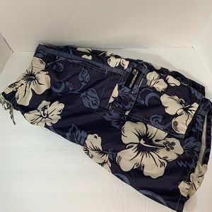 Old Navy Size Med Swim Trunks Used In Great Shape